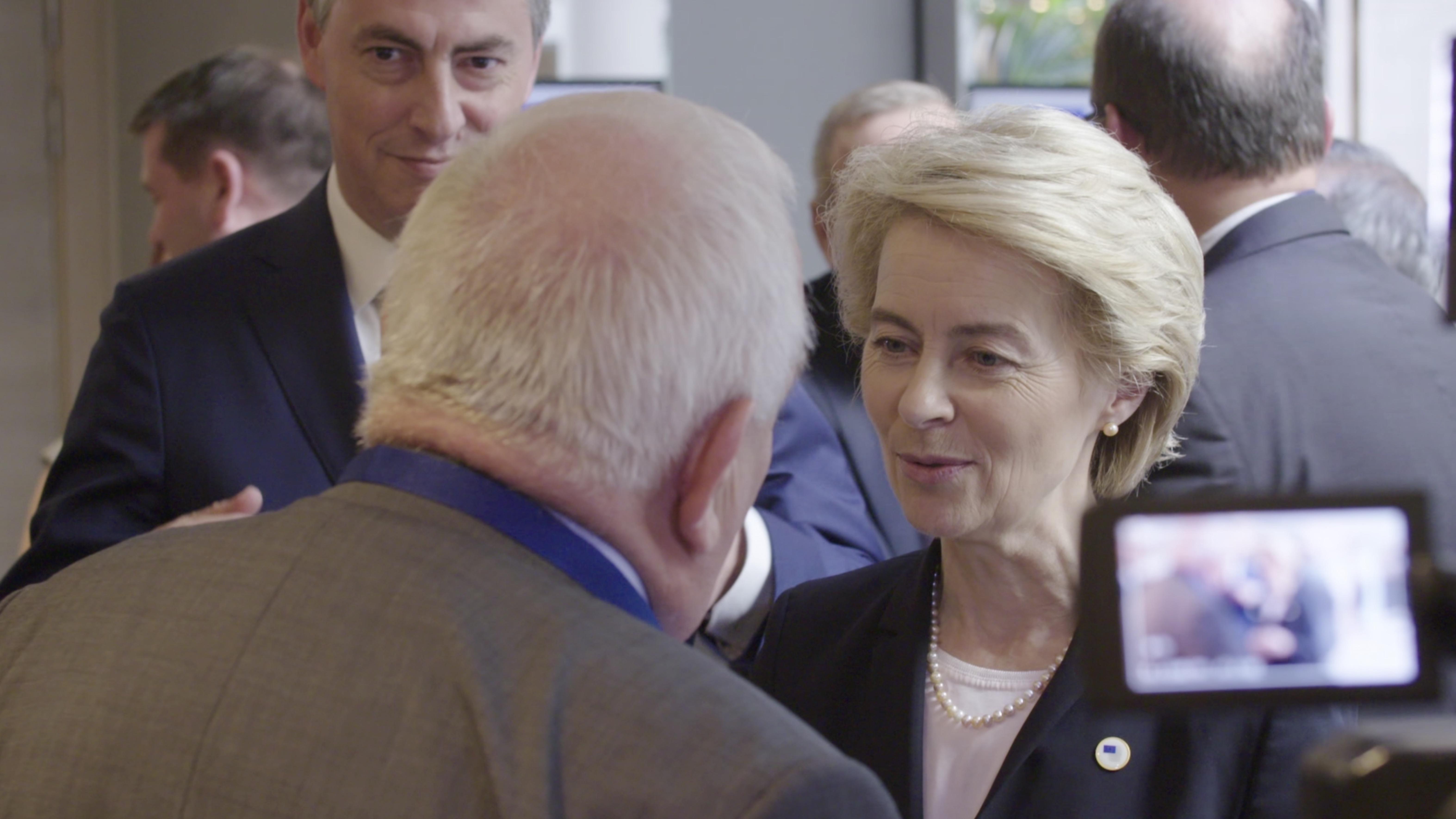 Joseph Daul - President EPP - LEGACY Video